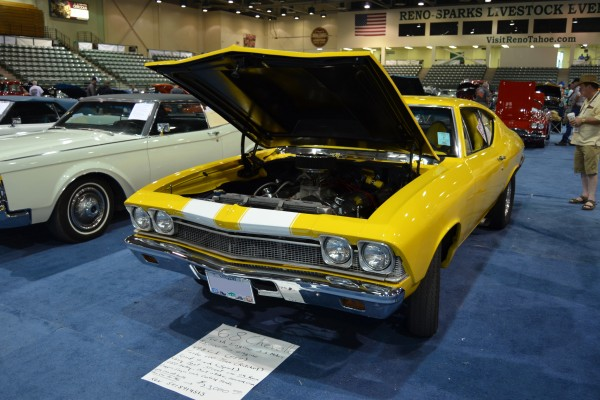 1968 Chevelle with 454