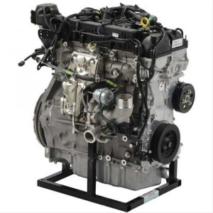 Ford Racing EcoBoost Crate Engine