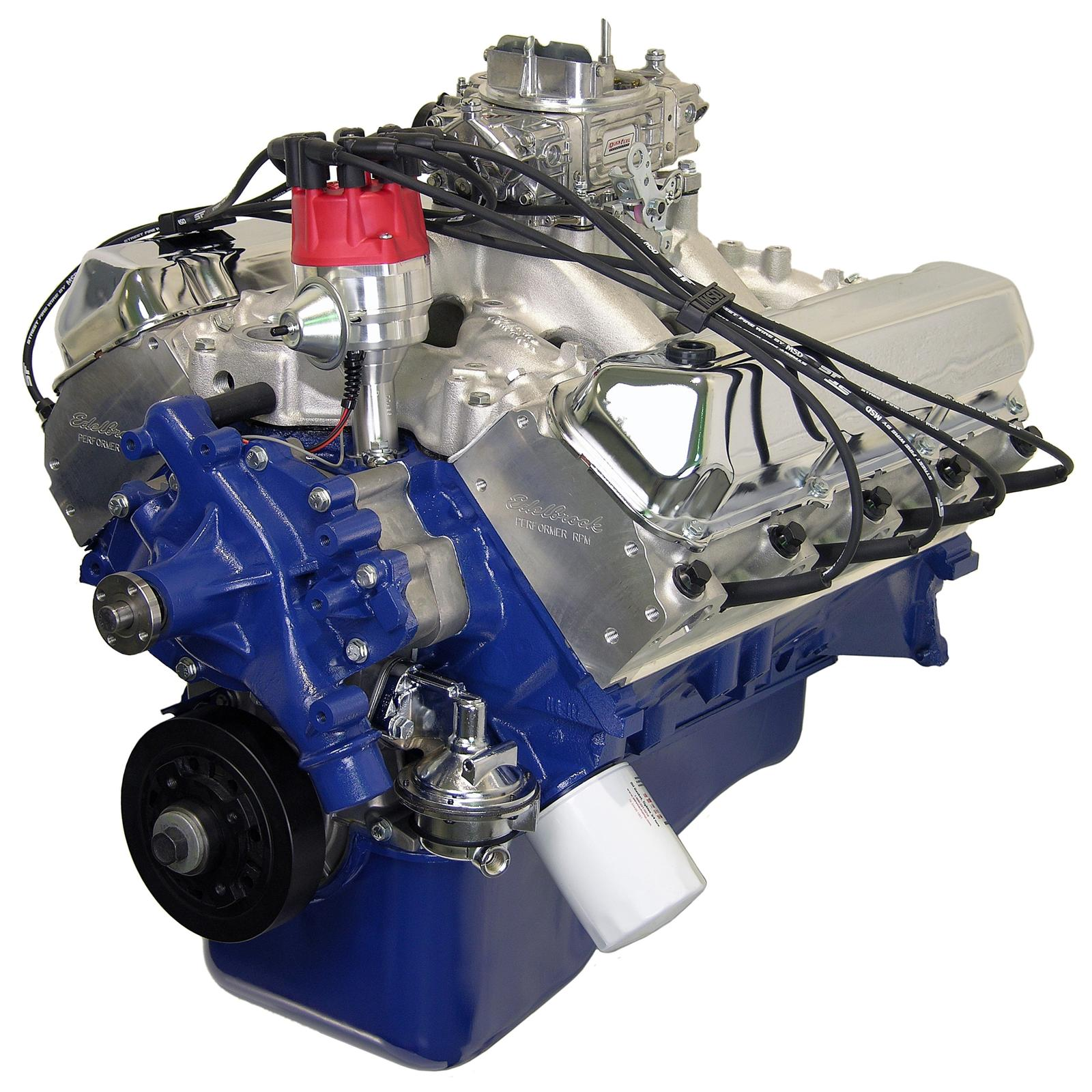 Blue Ovals in Boxes: 10 Awesome Ford Crate Engines for Under