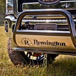 Unconventional Weapons: Remington (Yes, that Remington!) Adds Wheels and Off-Roading Gear to its Arsenal
