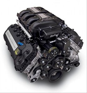 Edelbrock Supercharged 5.0L Coyote Crate Engine