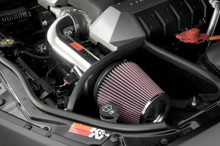 2011 Chevy Camaro Cold Air Intake Buyer's Guide ...