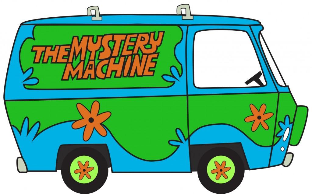 mystery machine pic
