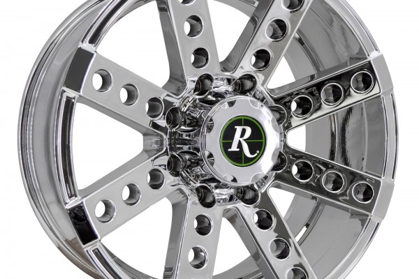 Remington Wheels Buckshot Series PVD Chrome Wheels