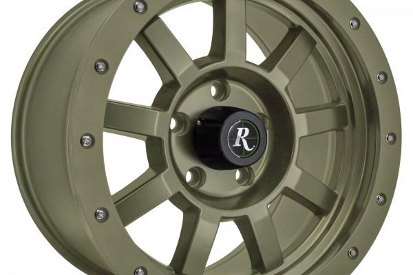 Remington Wheels Target Series Olive Drab Green Wheels