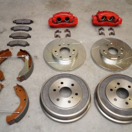 Saving Silverado (Part 2): Upgrading the Brakes on a 2005 Chevy Silverado