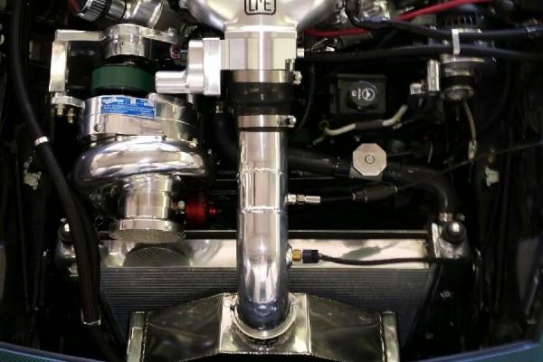 Griswold LSX engine 1