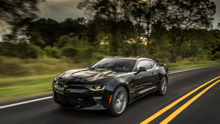 Chevy: 2016 Camaro Sets New Standards For Speed, Power