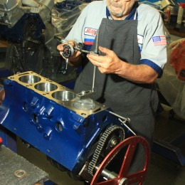 Stroker FE: Build a Hot Ford 390/431FE Stroker with Help from Summit