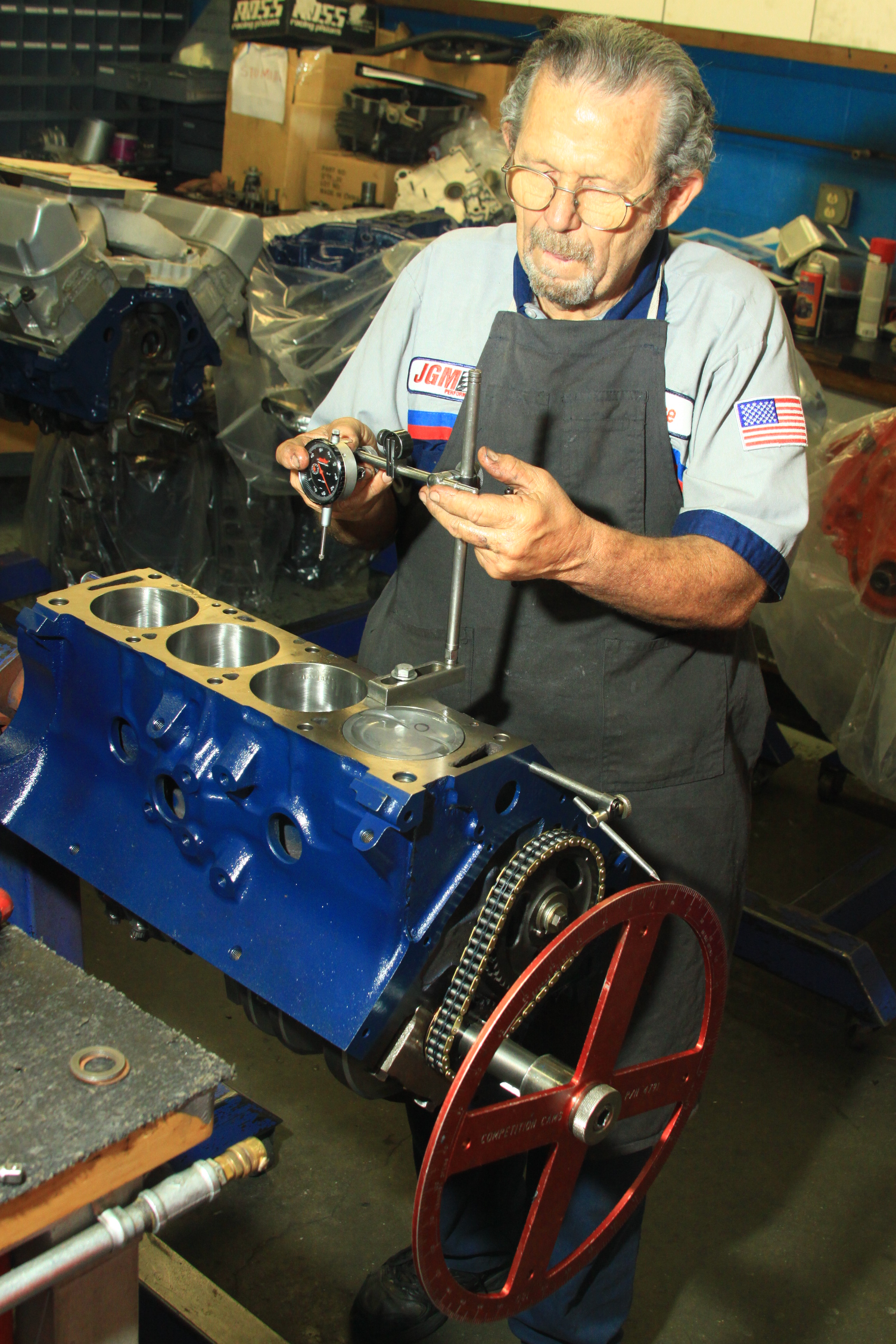 Ford Racing Performance Parts >> Stroker FE: Build a Hot Ford 390/431FE Stroker with Help ...