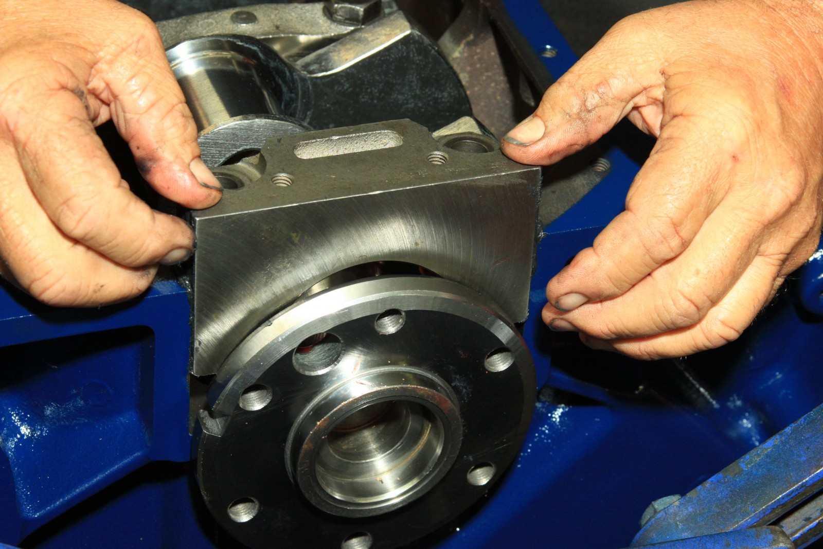 Stroker FE: Build a Hot Ford 390/431FE Stroker with Help