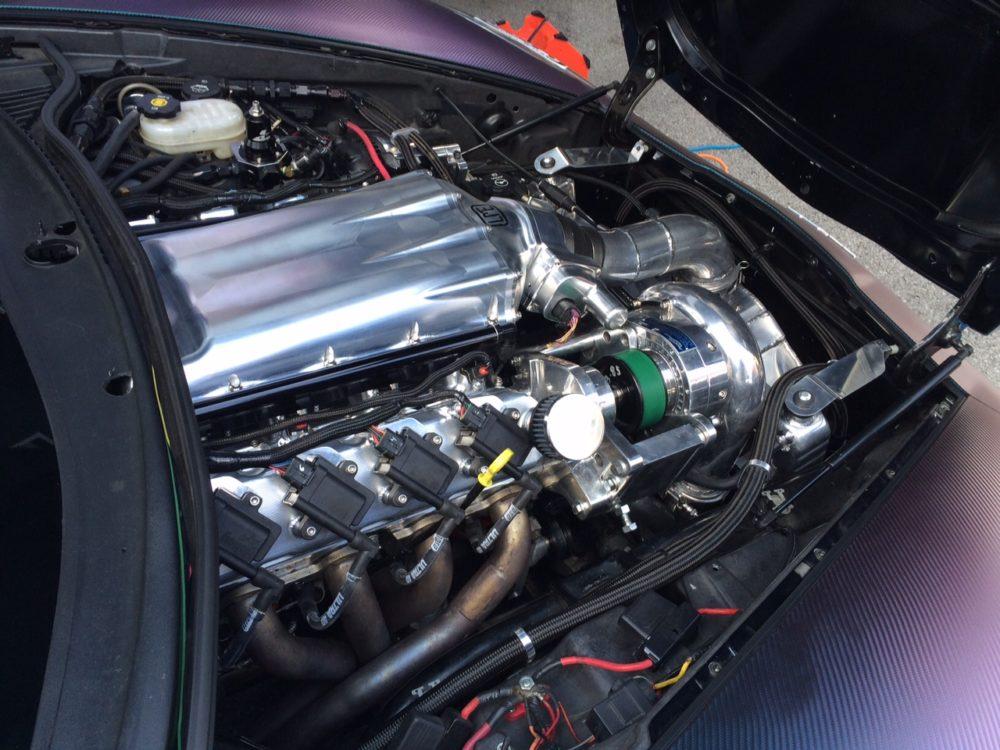 Griswold LSX engine 4