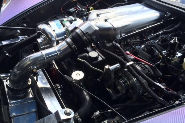 Griswold LSX engine 5