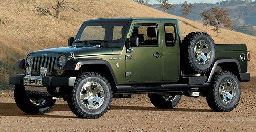 Reports Jeep Wrangler Pickup On The Way Onallcylinders