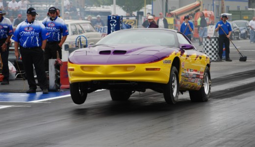 Spring Training: Figuring Out Proper Coil Spring Rate for Your Drag Car