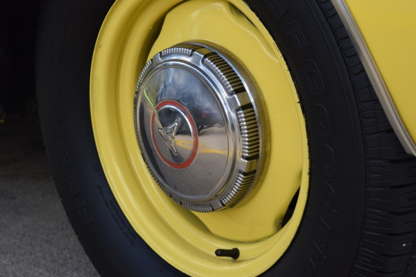 1966 Dodge Coronet 440 magnum yellow 6