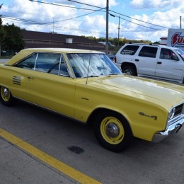 Lot Shots Find of the Week: 1966 Dodge Coronet 500