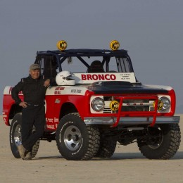 Championship Bronco: Rod Hall's Stroppe Bronco Returns to Baja