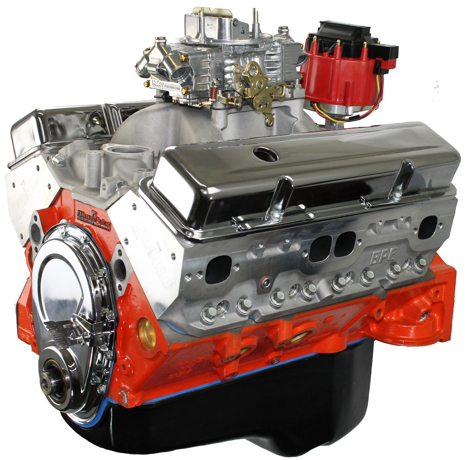 Blueprint Engines To Showcase New Chevrolet 400 Engine