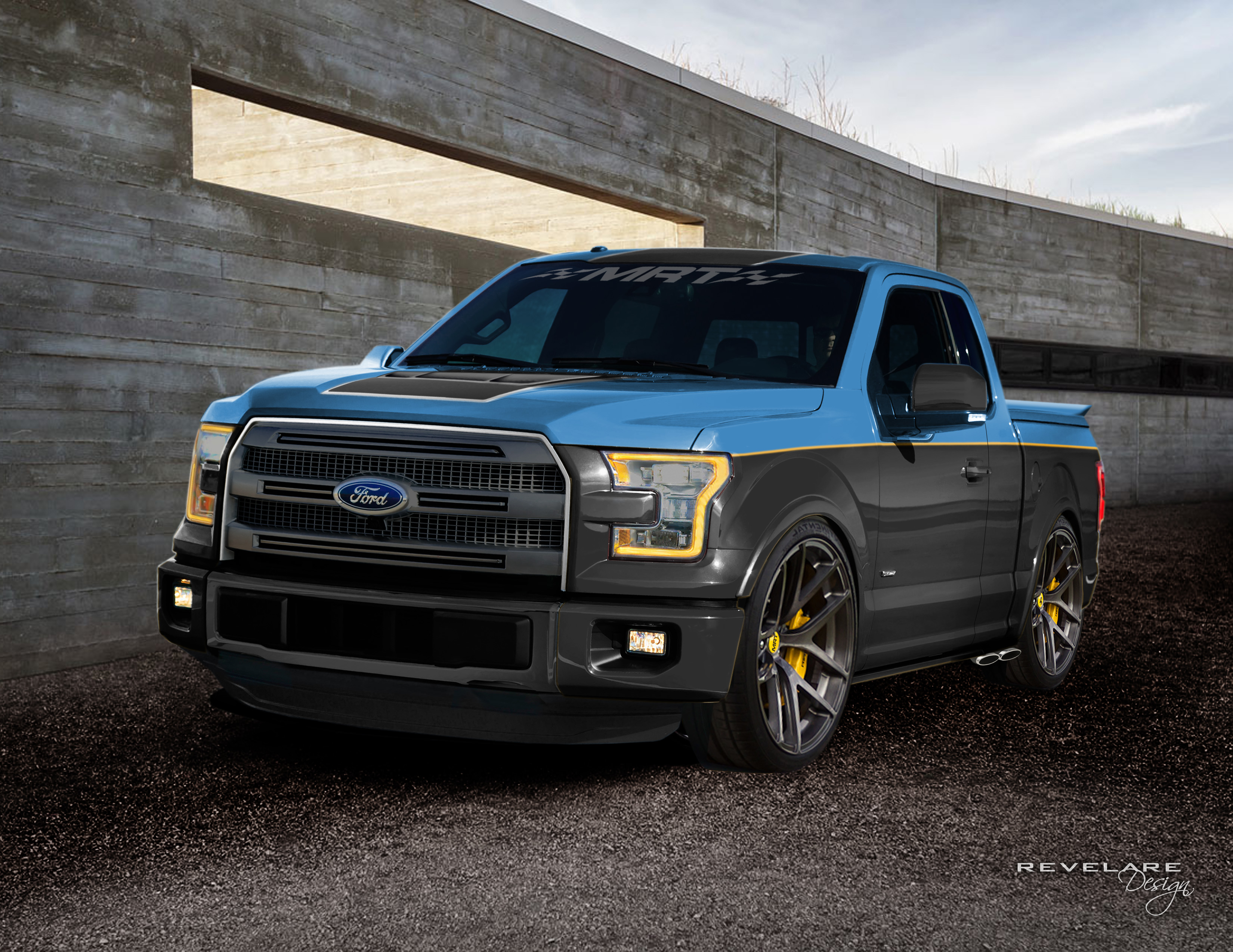 Ford To Unveil An Arsenal Of Custom F 150s At Next Months Sema Show Viper 150 Alarm System Wiring Diagram Free Picture Onallcylinders