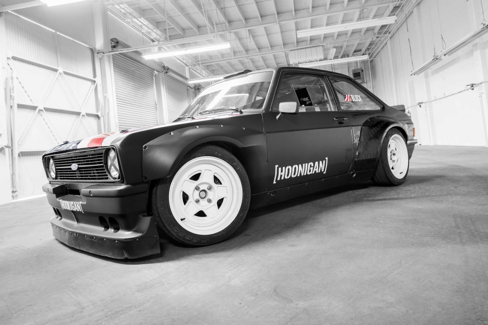 Hoonigan Escort >> Hoonigan Again: Ken Block Set to Unleash Gymkhana Escort - OnAllCylinders