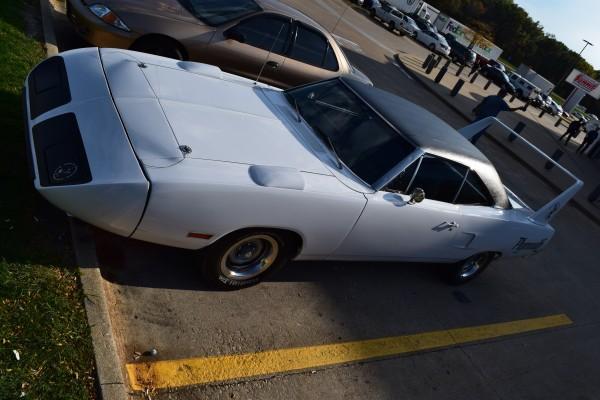Plymouth Superbird white 10