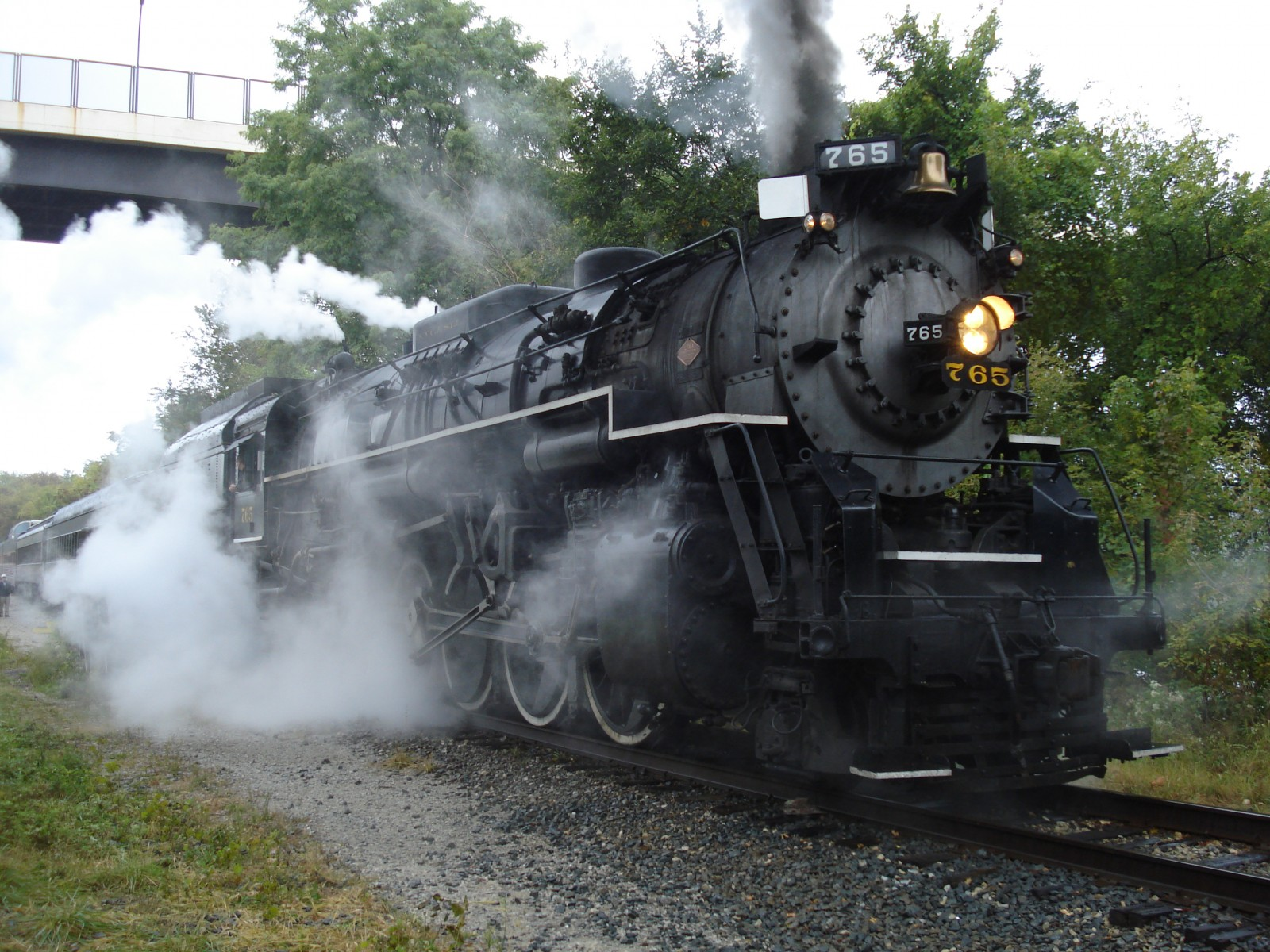 Gas Prices Dayton Ohio >> Retro Muscle: A Closer Look at the Nickel Plate #765 Steam