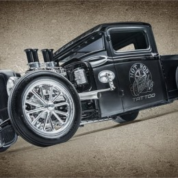 Hot Rod Charlie 1932 Ford Pickup