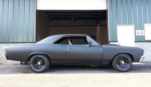 Top Fan Ride of September: Jake's 1967 Chevy Chevelle