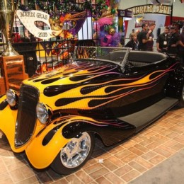 Follow-Up: Bobby Alloway Wins SEMA Battle of the Builders with This '33 Ford!