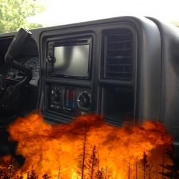 Does it feel a bit warm inside your Silverado? Don't worry, most of the problems causing that are pretty easy to fix.