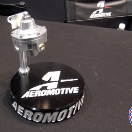 SEMA Show 'n' Tell: Aeromotive Carbureted Adjustable Fuel Pressure Regulator