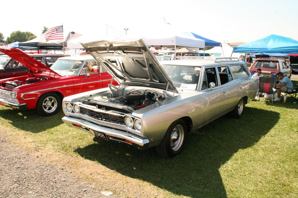 Chryslers At Carlisle >> Bangshiftin And Roadtrippin Chrysler Carlisle Nationals