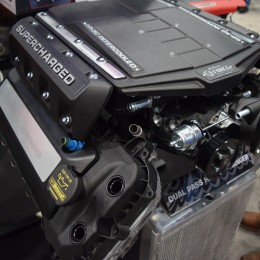 700 Horses in a Box! Edelbrock's E-Force Supercharger for 2015-16 Mustang 5.0L