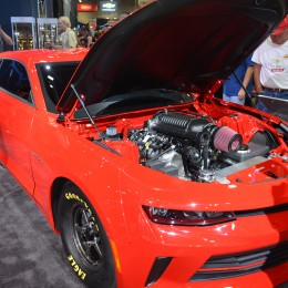 Chevrolet and Courtney Force Introduce Sixth-Gen. COPO Camaro