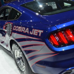Ford Unveils Limited-Edition Cobra Jet Mustang at SEMA Show