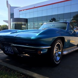 Lot Shots Find of the Week: 1967 Chevy Corvette