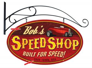 personalized-vintage-speed-shop-sign