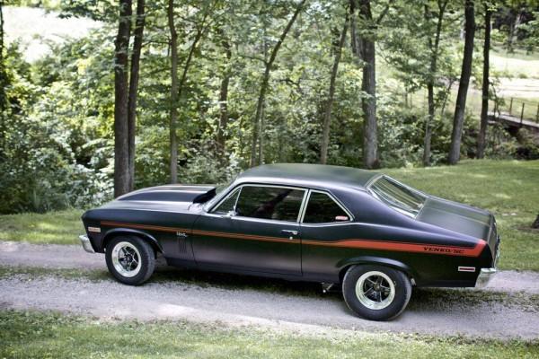 1970 Chevy Nova Yenko clone