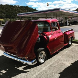 Ride Shares: Steve's 468-Powered 1957 Chevy Pickup