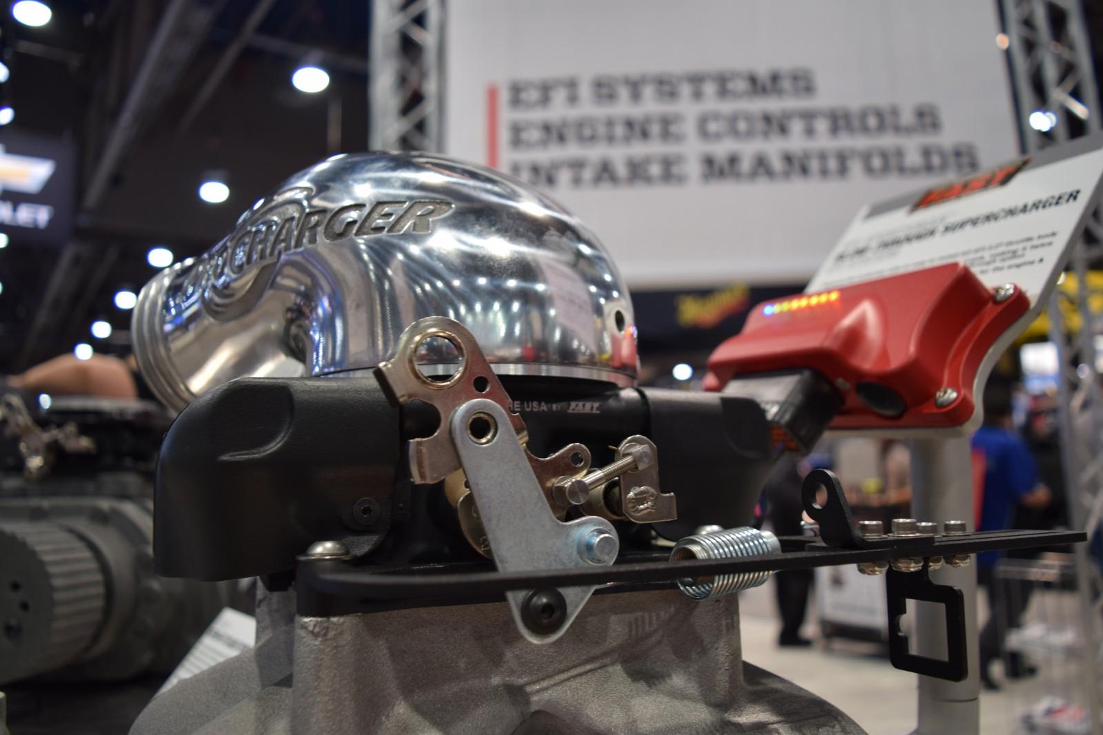 FAST's New XFI Sportsman Blow-Through Supercharger EFI