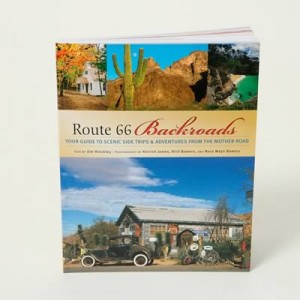 Route 66 Backroads book