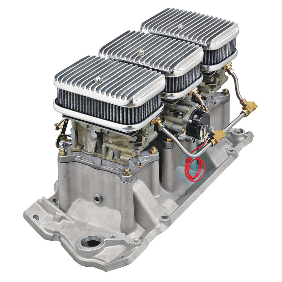 Mouse Muscle: 10 Potent Hop-Up Packages for Your Small Block Chevy