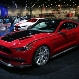 SEMA Show 'n' Tell: Video Roundup of New Parts for Sixth-Gen Mustang