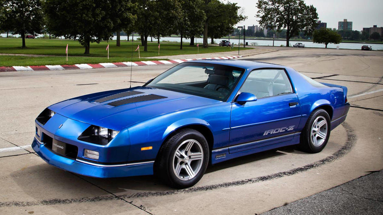 Our Top 10 Chevrolet Camaros Of All Time Onallcylinders