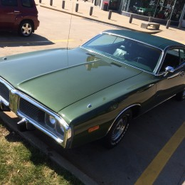 Lot Shots Find of the Week: 1973 Dodge Charger