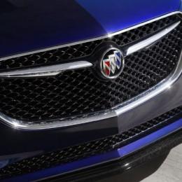 Buick Unveils 400HP RWD Avista Concept at Detroit Auto Show