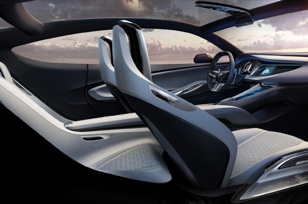 Buick Unveils 400HP RWD Avista Concept at Detroit Auto ...