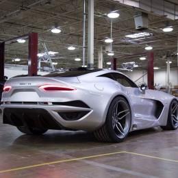 VLF Automotive Unleashes American-Built Supercar Force 1