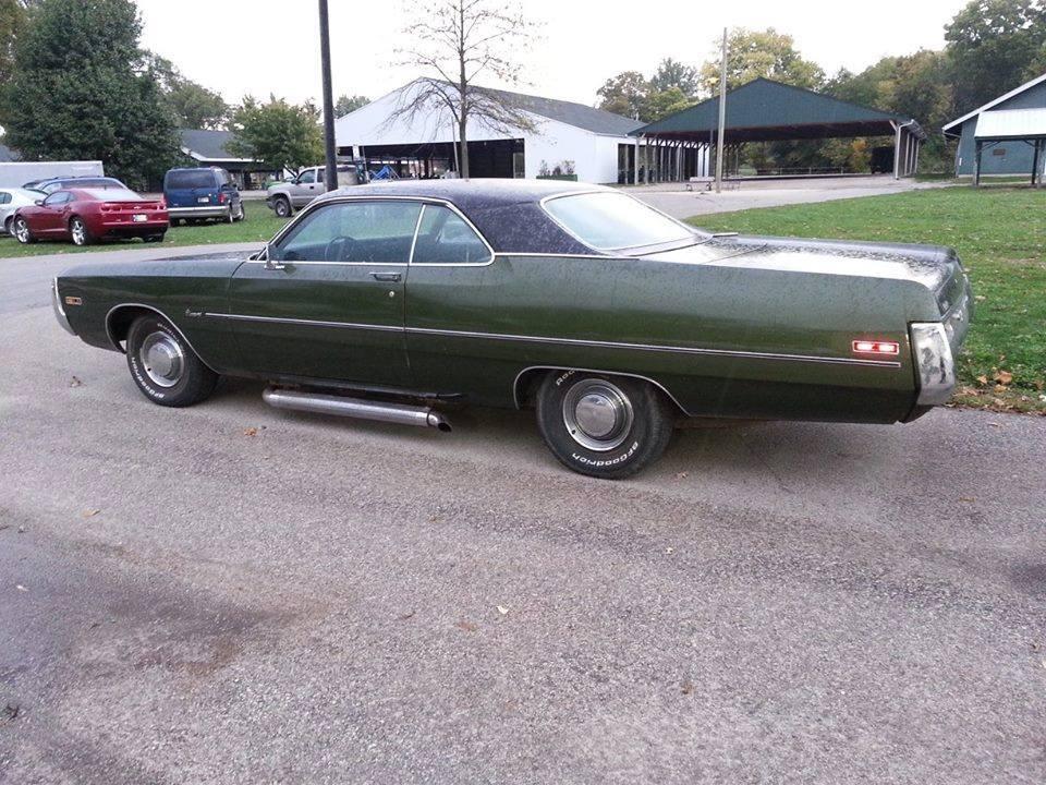 1971 Chrysler Newport Royal